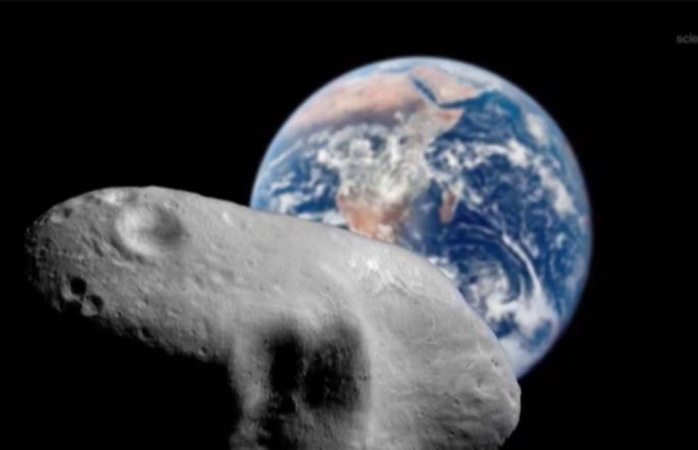 Es falso que asteroide se impactará con la tierra en octubre