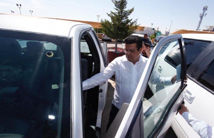 Entrega alcalde unidades rehabilitadasa direcciones municipales