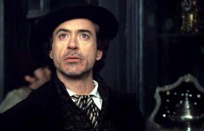 Robert Downey Jr será Sherlock Holmes en la tercer película