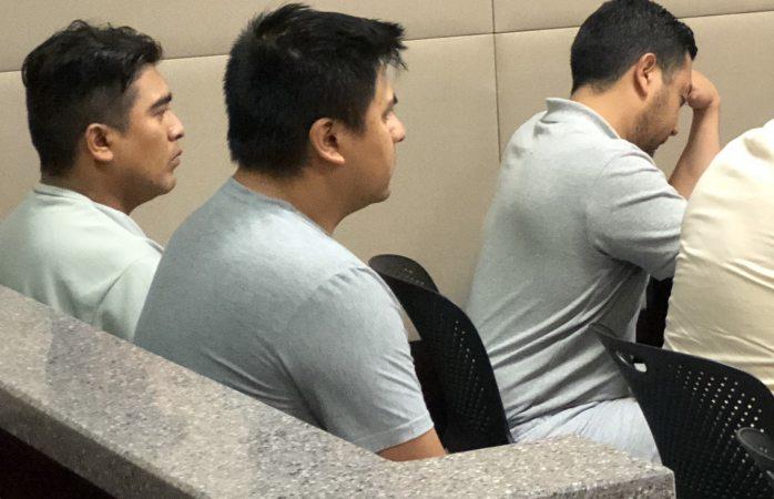 Compañeros planearon y ejecutaron a jefe de mp por $15 mil