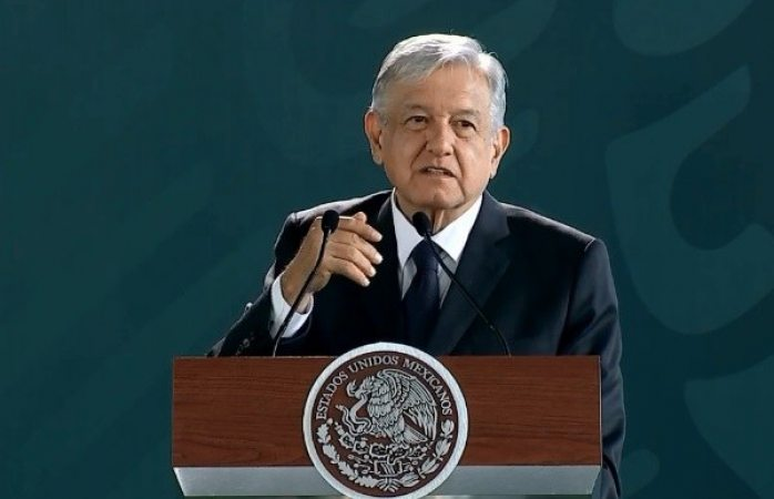 No veo amenaza de recesión, asegura López Obrador