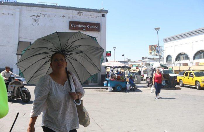 Alerta amarilla en Juárez por calor; esperan 39 grados