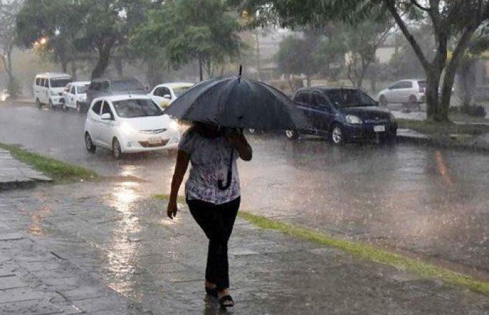 Lluvia y viento para hoy y mañana, alerta protección civil