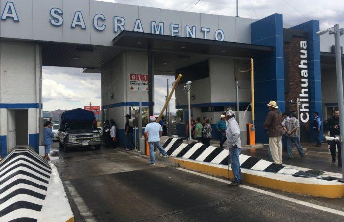 Estrangularán rúa a Juárez productores inconformes