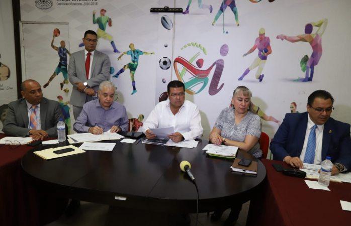 Aprueban aumento presupuestal y sport fest en Juárez