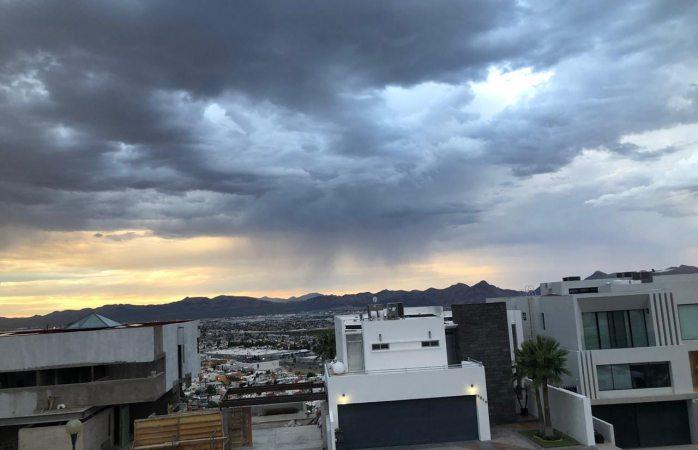 Habrá 50% de probabilidades de lluvia para mañana