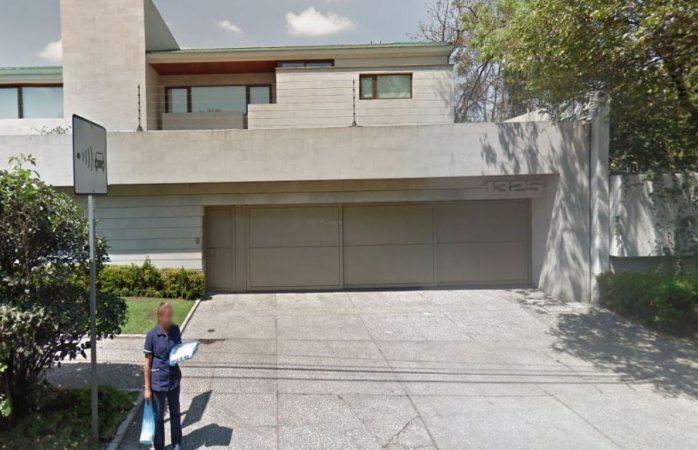 Detienen a dos que intentaron ingresar a residencia de Angélica Rivera