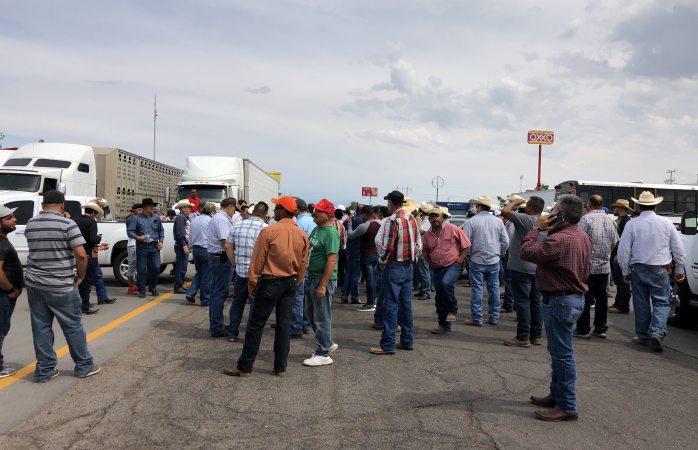Cerrarán de nuevo carretera a Juárez el sábado