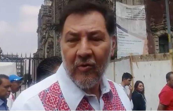 Vendrá Fernández Noroña a Namurachi en acercamiento con la gente