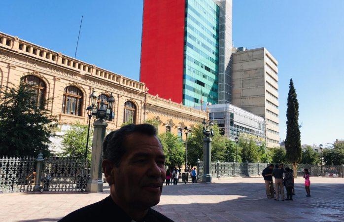 Acuerdan arquidiócesis y sct espacio peatonal a san judas
