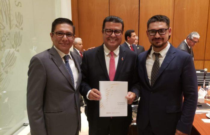 Firma alcalde convenio con Sedatu para 12 proyectos