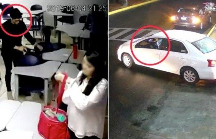 Compañera universitaria de Norberto dio datos a los secuestradores