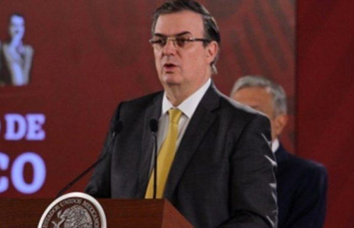 Pide Ebrard operativos contra tráfico de armas en fronteras