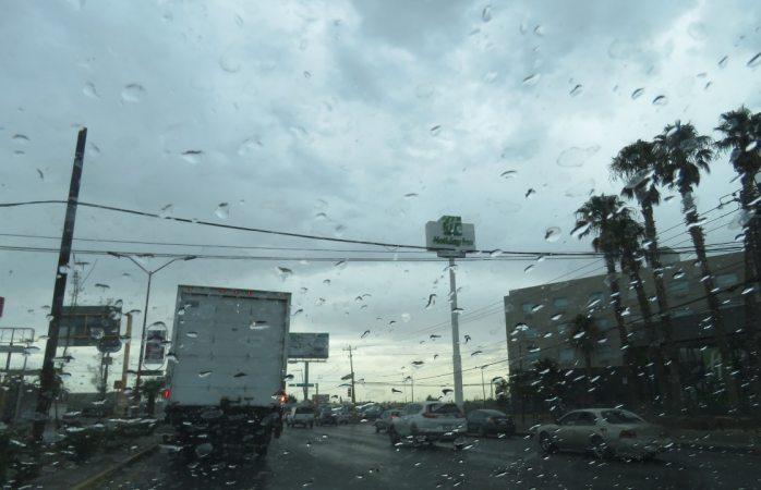 Exhorta tránsito a conducir con precaución ante alerta de lluvias