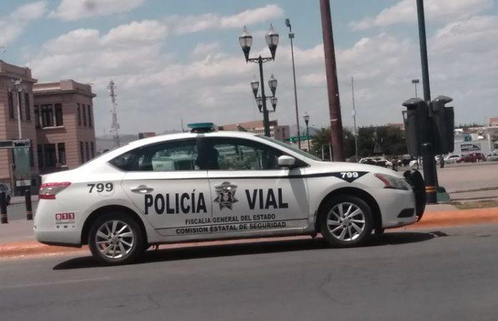 Reporta policía vial 75 incidentes y 76 detenidos ebrios