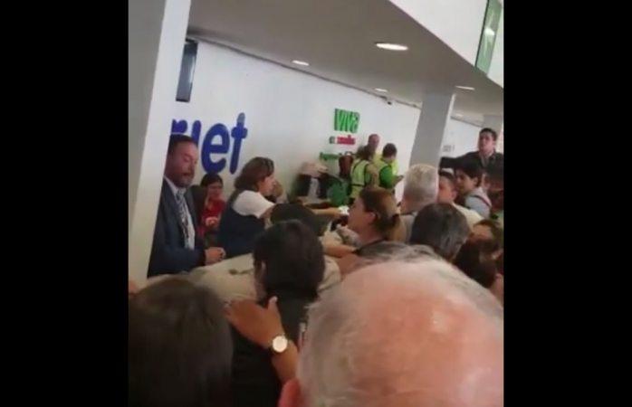 Interjet cancela y retrasa vuelos en Culiacán y Mazatlán