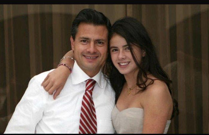 Se opone EPN al noviazgo de Nicole con el sobrino de su ex, lo llama zángano