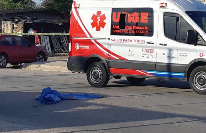 Muere niño de 6 años al ser atropellado en Villa Juárez