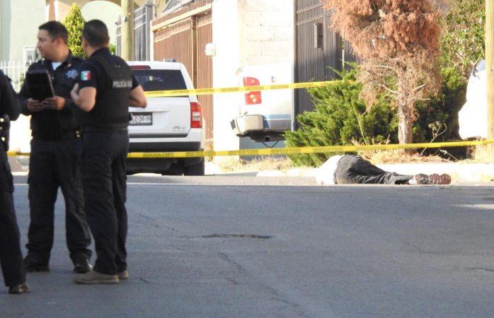 Otro ejecutado en Lomas Universidad, suman 4 esta mañana