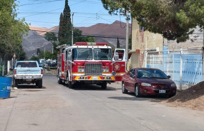 Moviliza fuga de gas a cuerpo de bomberos