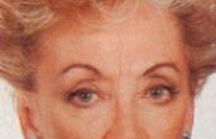 Fallece la actriz Mercedes Pascual a los 97 años de edad