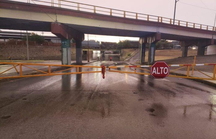 Avisan por cierre de viaducto en Juárez