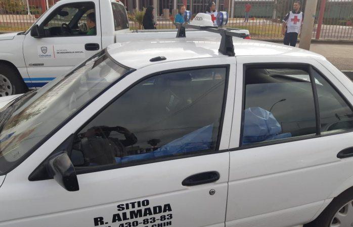 Fallece taxista al volante en avenida tecnológico