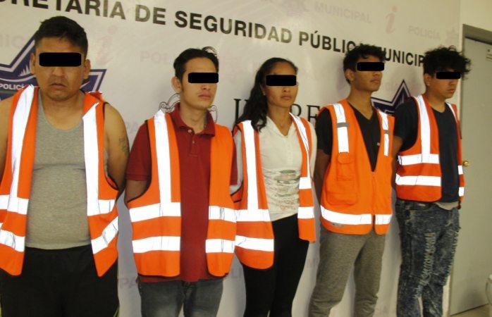 Cae célula de mexicles a las órdenes de la pandilla artistas asesinos