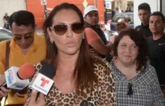 Ay hermana ya cállate por favor: Verónica a Kate del Castillo