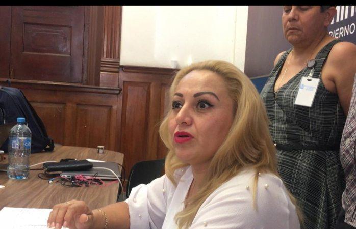 Acusa lideresa de ichisal a morena de intentar reventar sindicato