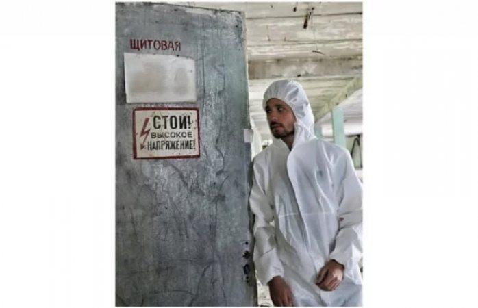 Critican a Luisito Comunica por tomarse fotos en Chernobyl