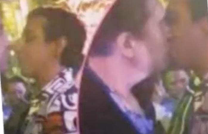Circula vídeo de Daniel Bisogno en pleno ligue en antro gay