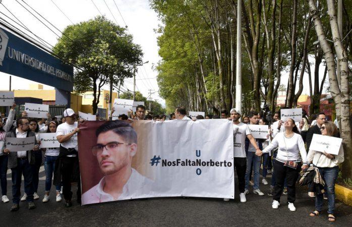 Secuestro de Norberto fue atípico: procuraduría de Cdmx