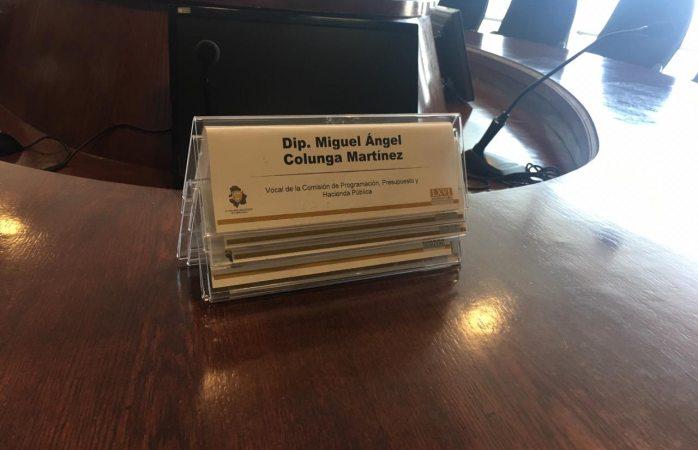 Cancelan sesión de comisión sobre alumbrado