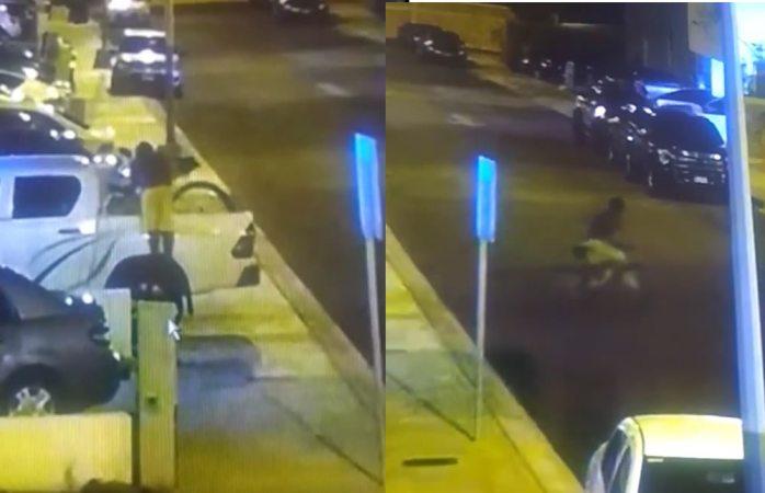 En segundos se robaron bicicleta en puerta ribera real etapa 5
