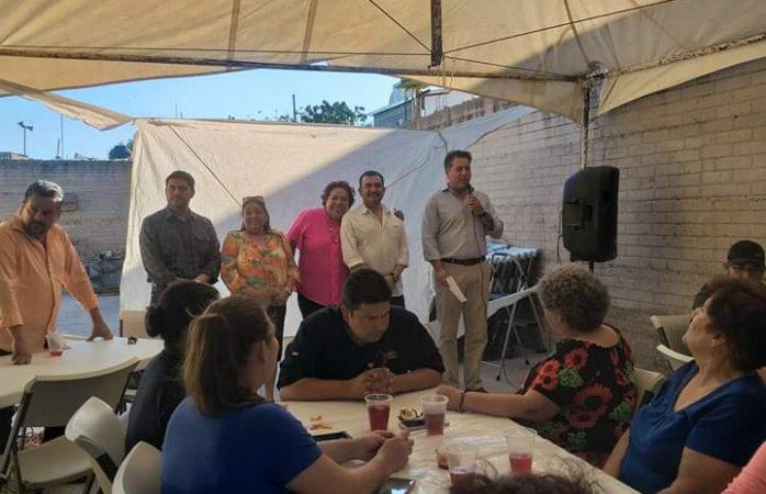 Arranca Fermín Ordóñez programa primero con la gente