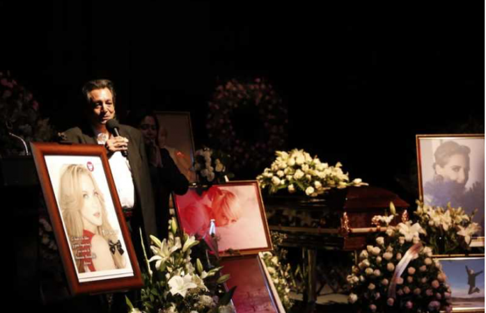 Rinden emotivo homenaje a Edith González en el teatro Jorge Negrete