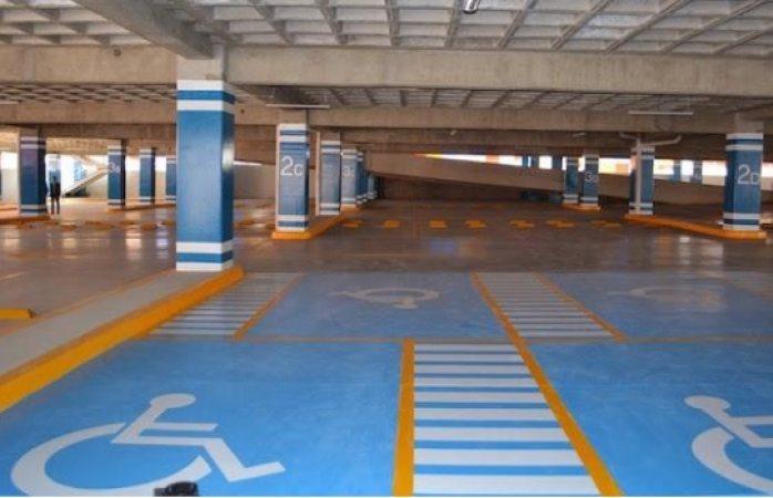 Multarán con $17 mil pesos a quien se estacione en lugares para discapacitados