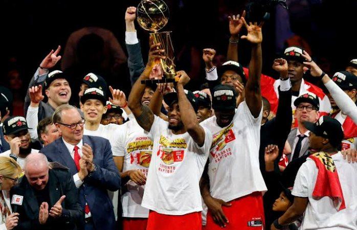 Los raptors se llevan torneo de la NBA y acaban con dinastía Warriors