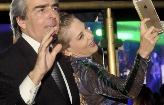 Revelan que esposo de Edith González tiene cáncer