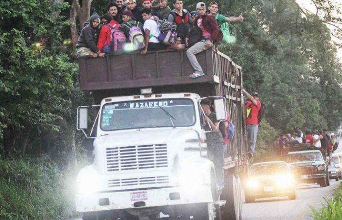 Nos tratan como perros, nos queremos devolver; huyen migrantes de albergues