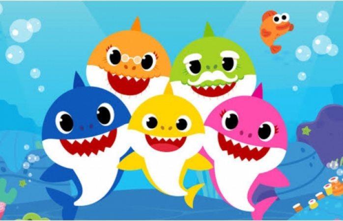 La canción infantil Baby Shark se convertirá en serie animada