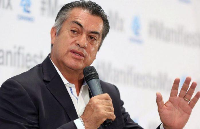 El Bronco ordena deportar a migrantes ilegales de Nuevo León