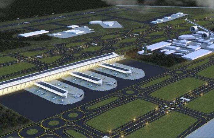 Otorgan dos suspensiones definitivas contra aeropuerto de Santa Lucía
