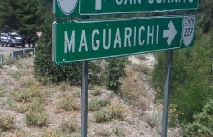 Identifican a los 4 ejecutados en entronque a Maguarichi