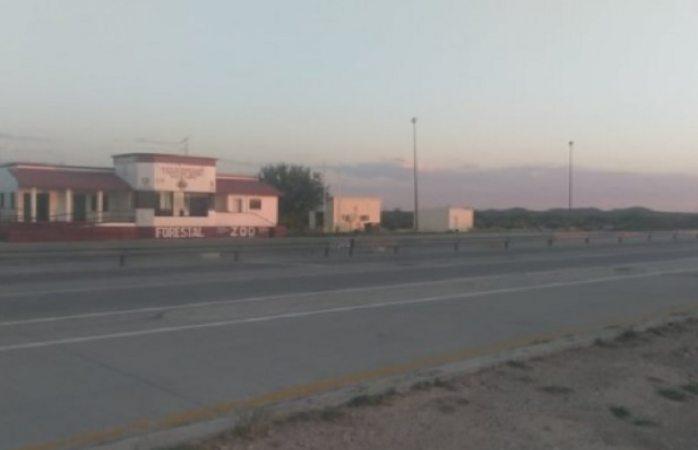 Retiran punto de vigilancia de la ex caseta Parral-Jiménez