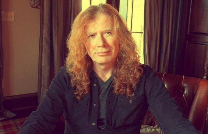 He sido diagnosticado con cáncer de garganta; revela Dave Mustaine