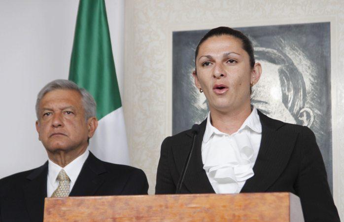 Amlo ordena investigar a Ana Gabriela Guevara titular de Conade