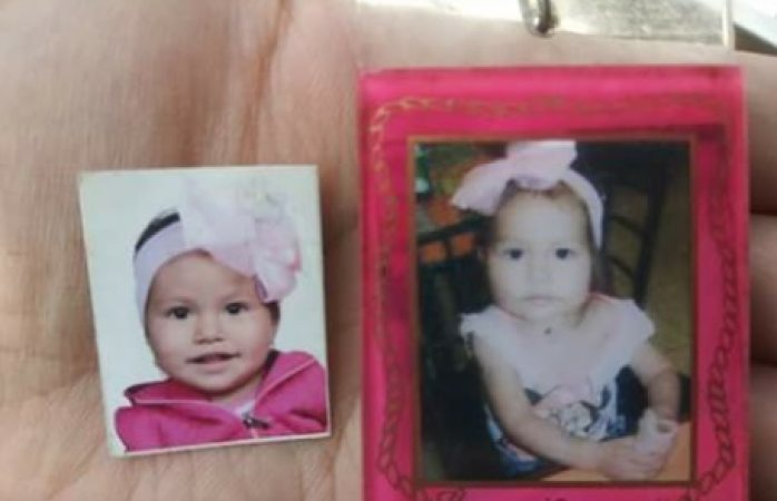 Desaparece bebé de dos años en jardines de oriente