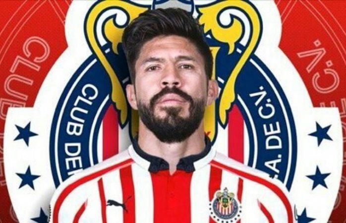 Oribe Peralta es nuevo jugador de Chivas